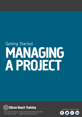 Managing a Project - Getting Started