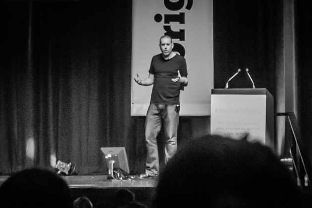 Stephen Croome BrightonSEO September 2014