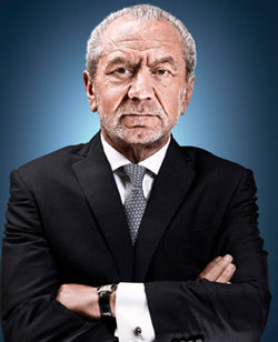 Lord Sugar BBC Young Apprentice