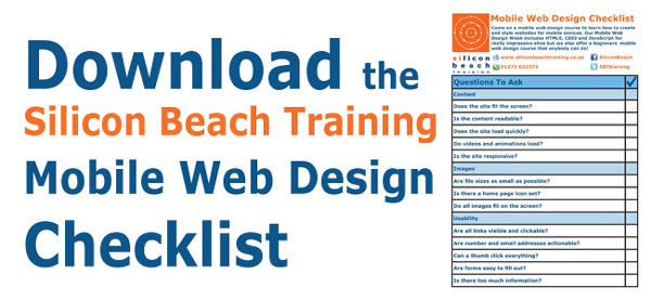 download-the-silicon-beach-training-mobile-web-design-checklist