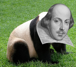Author Rank Shakespeare panda google update