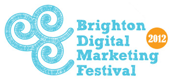 Brighton Digital Marketing Festival Logo BDMF
