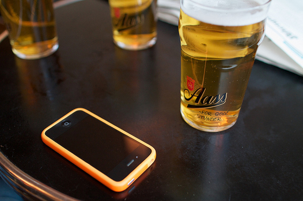 iphone-and-beer