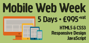 Mobile Web Week