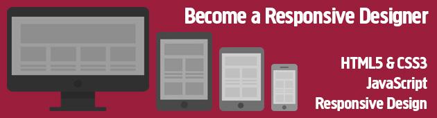 Become a Responsive Web Designer