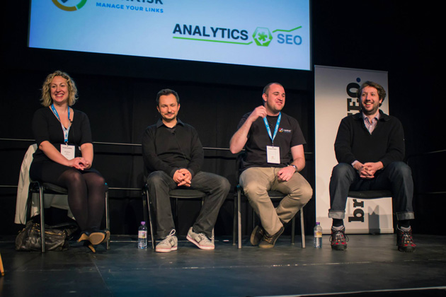 BrightonSEO 2014 Panel Debate Reality of SEO
