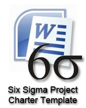 six sigma black belt project template - download six sigma project charter template
