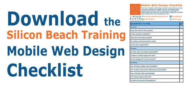 download-the-silicon-beach-training-mobile-web-design-checklist