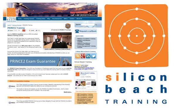 silicon beach branding
