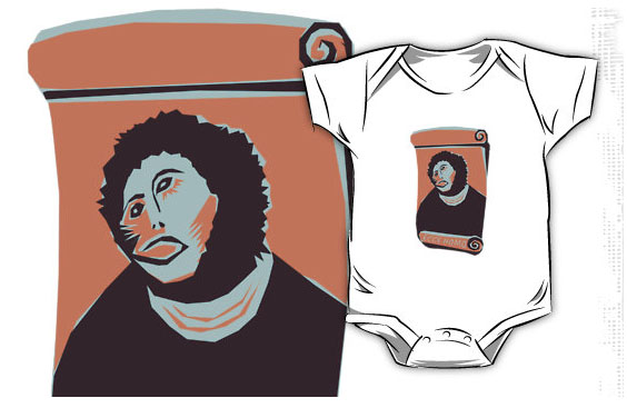 Ecce Homo T-Shirt Kids Clothes