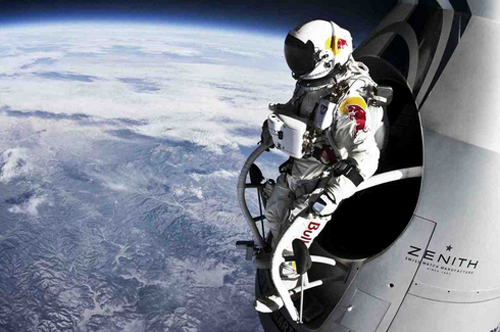 Red Bull Stratos - The First Global Social Media Event?