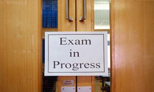Exam-in-progress-PRINCE2