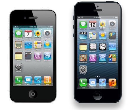 Responsive-Web-Design-iphone5_vs_iphone4s