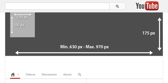 YouTube Cover Photo Dimensions