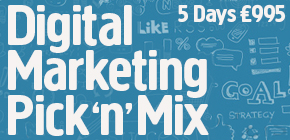 Digital Marketing Pick 'n' Mix