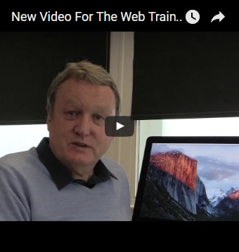 video for web training course brighton